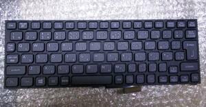 パナソニック純正新品キーボード CF-MX3.MX4.MX5 NoZB2黒