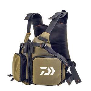 TD053 通気性 プロ釣り ベスト カヤックライフジャケット 安全性 超軽量 ドリフト用