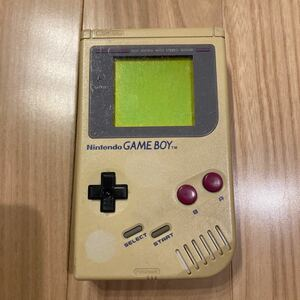 初代ゲームボーイ Nintendo 任天堂 ニンテンドー(ジャンク品)