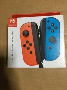 Joy-Con ネオンレッド ネオンブルー Nintendo Switch ニンテンドースイッチ コントローラー