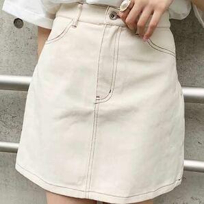 【apres jour】 ベーシック台形スカート【ZOZOTOWN限定アイテム】