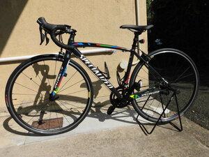 スペシャライズド SPECIALIZED ALLEZ トップチューブ51cm KAMIHAGI CYCLE 20段変速ロードバイク 管理番号923-43
