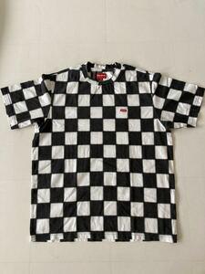 SUPREME/20ss Small Box Tee Checkerboard M キムタク着用