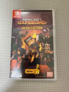 Minecraft Dungeons Hero Edition Switch マインクラフト