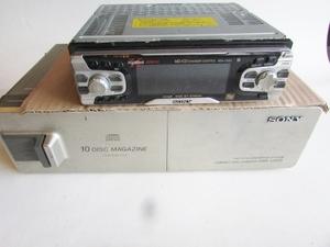 SONY   MD автомобиль  заявление   +  CD переключатель  набор     продаю как не рабочий   склад  Регулировка товары     на складе  предел    210902