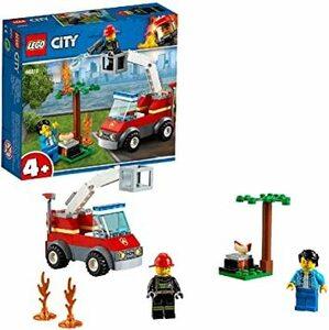 レゴ(LEGO) シティ バーベキューの火事 60212 ブロック おもちゃ 男の子
