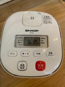 SHARP 炊飯器 KS-C5L