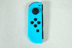 ★★ 美品 ★★ Nintendo Switch 本体 用 コントローラー ジョイコン / 任天堂 スイッチ JOY-CON 《動作確認済・清掃済》JL17