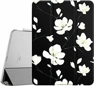 黒白モクレン iPad Air 4 ケース 2020 Dadanism iPad 10.9インチ カバー アイパッド エア 第4