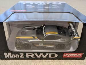 京商 ミニッツ RWD レディセット メルセデス AMG GT3 プレゼンテーションカー 32338GY KYOSHO MINI-Z