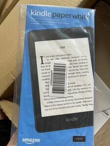 Kindle Paperwhite 防水機能搭載 wifi+4G 32GB 新品
