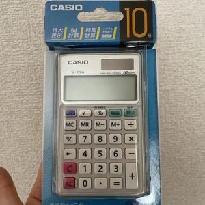 CASIO SL-310A 電卓