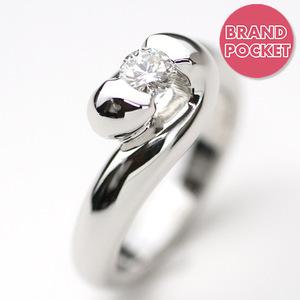 CHAUMET ショーメ WG750 ダイヤモンドリング 9.5号 10.6g 0047