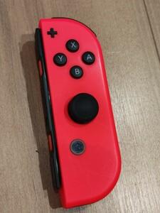 ジョイコン Joy-Con ネオンレッド 右 Joy-Con(R) ニンテンドースイッチ Nintendo Switch