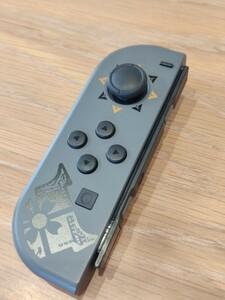 Joy-Con 左側  ジョイコン ニンテンドースイッチ Nintendo Switch モンスターハンターライズモデル