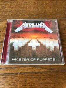 【リマスター(SHM-CD)】METALICA_MASTER OF PUPPETS_メタリカ_メタルマスター