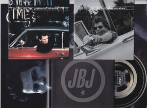 JON BON JOVI - Destination Anywhere+2 /国内盤/ミニポスター/CD