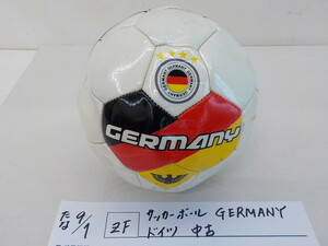 ZF ●○サッカーボール GERMANY ドイツ 中古  3-9/1
