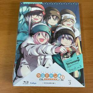 【アニメ】ゆるキャン△ season 2 VOL 3 Blu-ray
