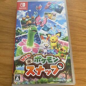New ポケモンスナップ Nintendo Switch 任天堂スイッチ
