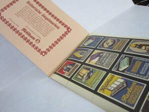 Pelikan Fabrikate ペリカン万年筆 ポスター デザイン 切手風 アンティーク品 ヴィンテージ品 コレクション 稀少品 歴史的資料