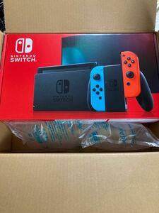 Nintendo Switch ニンテンドースイッチ本体 任天堂 Nintendo ネオンレッド ネオンブルー