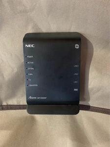 NEC PA-WF1200HP Aterm 11ac対応無線LANルーター