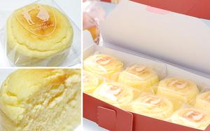 函館洋菓子 【幻菓子】 スナッフルス スナッフルズ チーズオムレット 8個入り /他の北海道お土産と同梱可