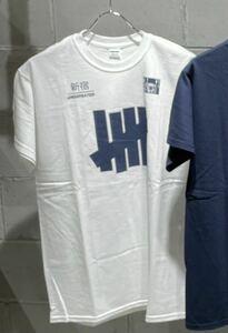 送料無料 新品 L UNDEFEATED SHINJYUKU S/S TEE WHITE アンディフィーテッド Tシャツ 新宿 限定 ホワイト 白 アンディ ロサンゼルス