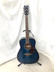 YAMAHAヤマハ■アコースティックギター FG-720S【外観美品 ソフトケース付き】
