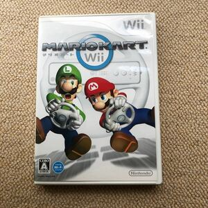Wiiソフト、 マリオカートWii