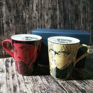 ● 名探偵コナン「マグカップ 2個」赤井秀一 沖矢昴