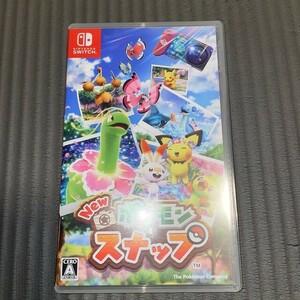 New ポケモンスナップ Switch ニンテンドースイッチ Nintendo Switch 任天堂スイッチ ポケモン