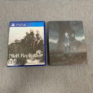 初回購入特典付き ニーアレプリカント PS4 PS4ソフト