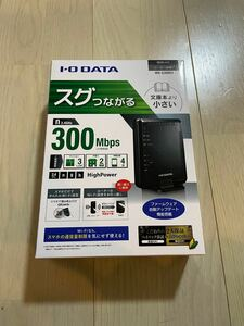 I・O DATA WN-G300R3 無線LANルーター