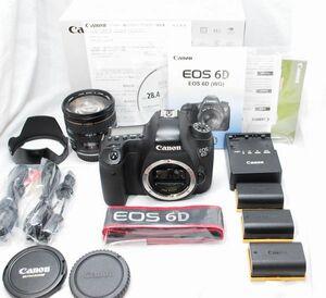 產品詳細資料,日本Yahoo代標 日本代購 日本批發-ibuy99 【良品・メーカー保証書等完備 豪華セット】Canon キヤノン EOS 6D EF 24-85mm…
