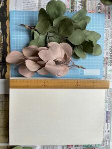 ユーカリ ポポラス ドライフラワー ハンドメイド花材 スワッグ アンティーク風