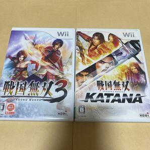 戦国無双3と戦国無双KATANA Wii