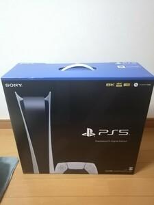 PlayStation5 プレイステーション5 デジタルエデション 新品未開封 箱難あり CFI-1100B01 PSDE5