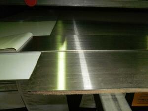 ステンレス板 ヘアーライン片面研磨品 希望 寸法 切り売り 小口 販売 加工 S10