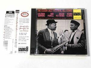 201-238/ 送料無料/CD/ コールマン・ホーキンス&バド・パウエル Coleman Hawkins/エッセン・ジャズ・フェスティバル The Essen Jazz