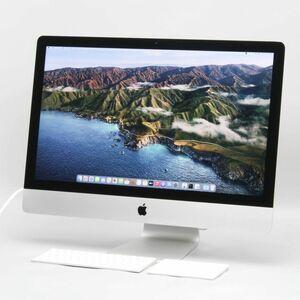 1円スタート Radeon R9 M295X 搭載 Apple iMac (Retina 5K, 27-inch, Late 2014) Core i7 4790K 4.0GHz 16GB SSD512GB MacOS X 11.4