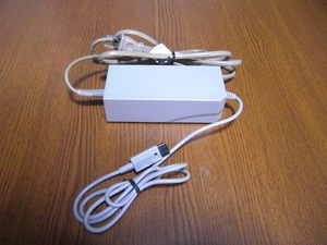 AC096【送料無料 動作確認済】Wii ACアダプター RVL-002  NINTENDO 任天堂 純正