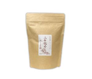 自然栽培 三年晩茶(3gX30TB)☆無肥料無農薬☆奈良県産☆ティーバッグタイプ☆陽の氣を宿し、温かい三年晩茶を飲めば身体ぽかぽか♪