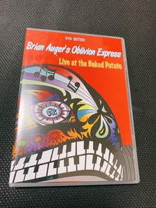 BRIAN AUGER'S OBLIVION EXPRESS/LIVE AT THE BAKED POTATO DVD
