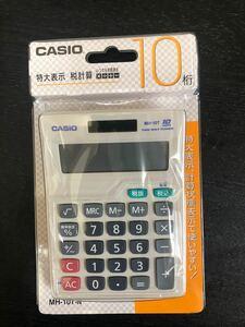 カシオ計算機 CASIO 電卓