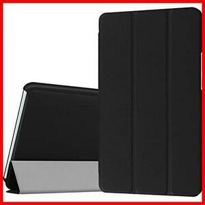★即決★MediaPad 高級PUレザー LeTrade Compact 超薄型最軽量 BAHUAK 保護ケース 傷つけ防止 d-01J 機能付き スタンド dtab 三つ折 8.4