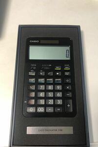 カシオ CASIO プレミアム電卓 12桁 ブラック S100