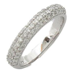 ポンテヴェキオ パヴェダイヤモンド リング 指輪 [ランクA] 美品