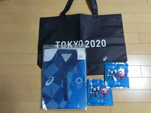 ☆ Mサイズ ☆ 東京オリンピック TOKYO2020 フィールドキャスト ボランティア ポロシャツ ☆ 非売品 ☆ おまけつき ☆